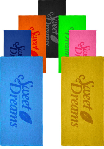 Loop Terry Colors Beach Towels |TEBL1101C