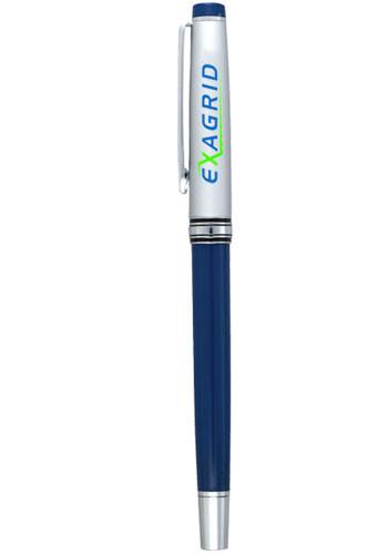 Custom Luxe Redmond Roller Ball Pens