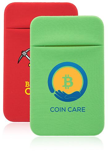 Bulk Lycra Phone Wallets