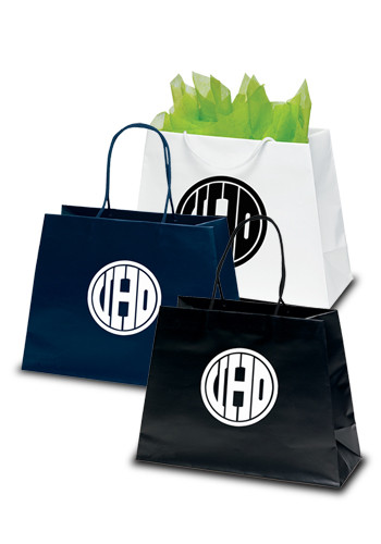 Reverse Trapezoid Paper Bags