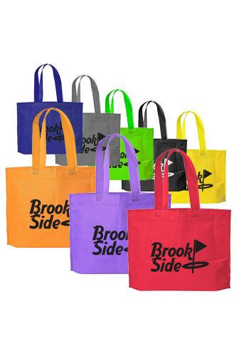 Personalized Medium Gusset Bags