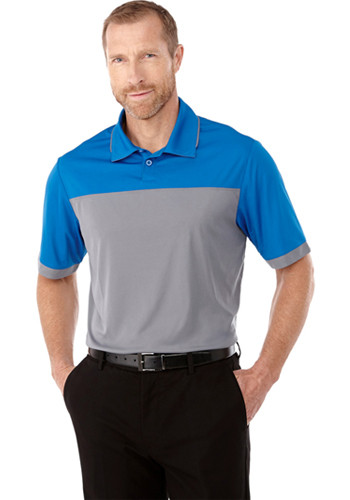 Men's Mack Short Sleeve Polo | LETM16308