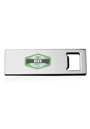 Sleek Blade Bottle Openers