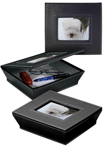 Metropolitan Leather Photo Boxes | LE110024