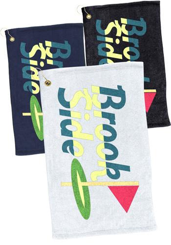 Custom Microfiber Scrubber Golf Towels