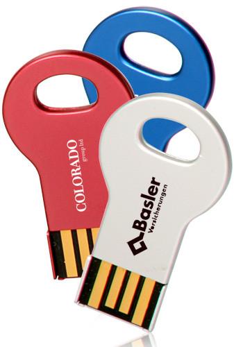8GB Mini Key USB Drives | USB0728GB