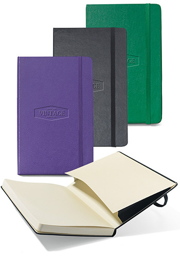 Moleskine Hard Cover Ruled Large Notebooks | GL40060