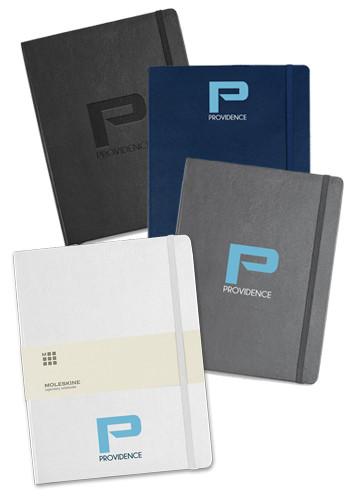 Bulk Moleskine Hard Cover Ruled X-Large Notebooks
