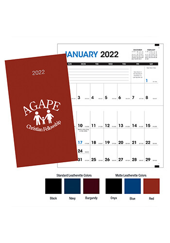 Bulk Monthly Pocket Planner Calendars