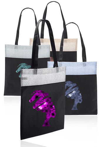 Mosaic Non Woven Tote Bags | TOT254