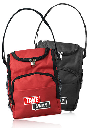 Customized Multipurpose Zippered Lunch Bags
