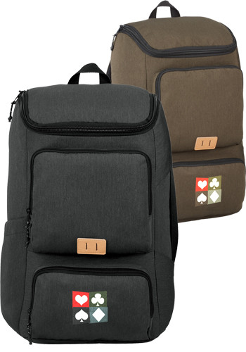 Promotional NBN Trails 15 Inch Computer Backpacks