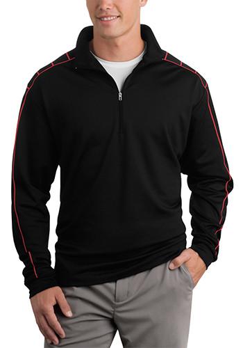 Nike Dri FIT Half Zip Cover Up Jackets | SA354060