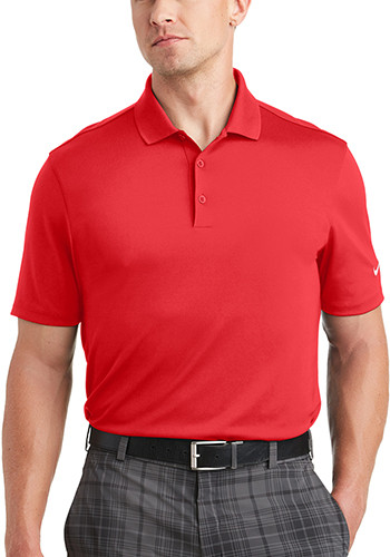 Nike Dri FIT Players Polos with Flat Knit Collar | SA838956