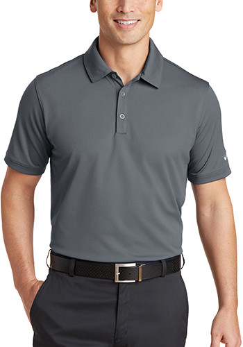 Nike Dri FIT Solid Icon Pique Modern Fit Polos | SA746099