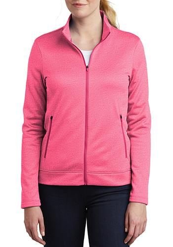 Nike Ladies Therma FIT Full Zip Fleece Jackets   SANKAH6260