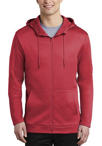 Nike Therma FIT Full Zip Fleece Hoodies | SANKAH6259