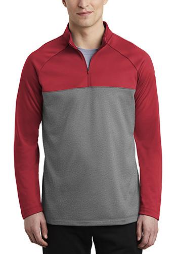 Nike Therma FIT Half Zip Fleece Jackets   SANKAH6254