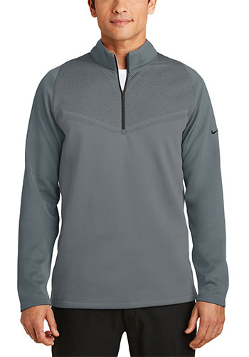 Nike Therma FIT Hypervis Half Zip Cover Up Pullovers | SA779803