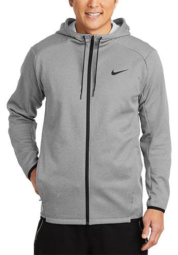 Nike Therma FIT Textured Fleece Full Zip Hoodies | SANKAH6268