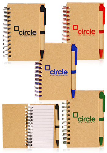 Promotional Mini Spiral Notebooks