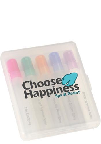 Custom Hand Sanitizer and Skin Wellness Kit | SM1582