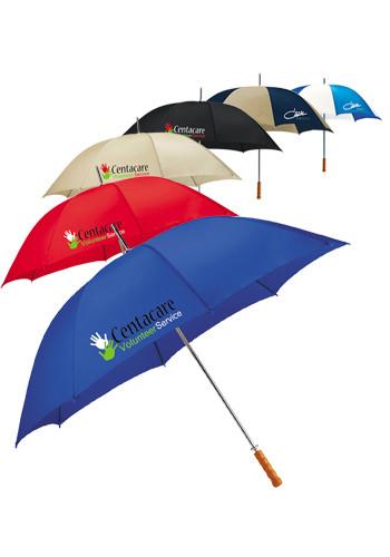60-in. Palm Beach Steel Golf Umbrellas | SM9560