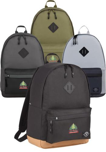 Parkland Kingston Plus 15 Inch Computer Backpacks