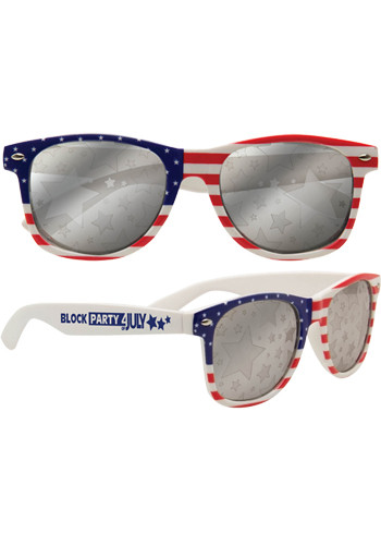 Patriotic American Sunglasses   IL8881