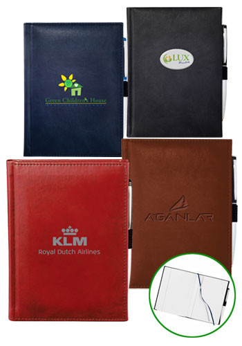 Customized Pedova Bound Journal Books