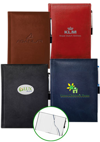 Customized Pedova Large Bound Journal Books