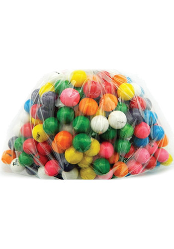 Promotional 1lb. Bag  Mini Assorted Gumballs