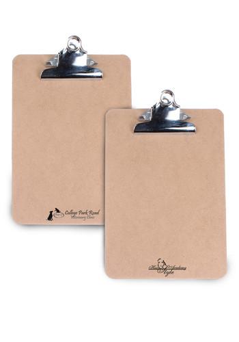 Wholesale 6W x 9H inch Mini Clipboards