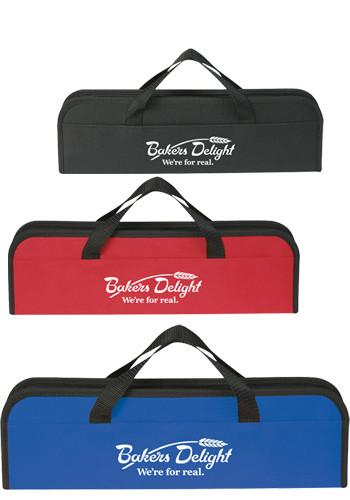 Wholesale 3 Piece BBQ Sets with Case