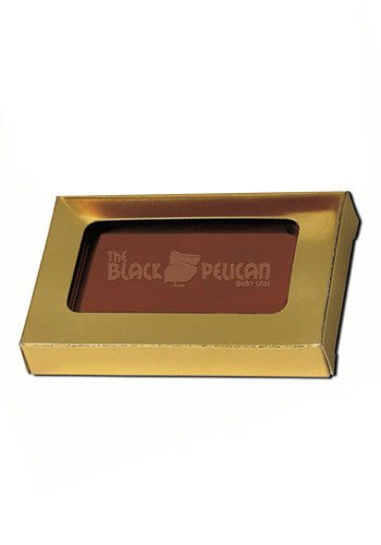 Personalized Chocolate Cookies with Cookie Business Card Box