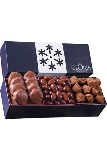 Bulk Chocolate Navy Gift of Distinction