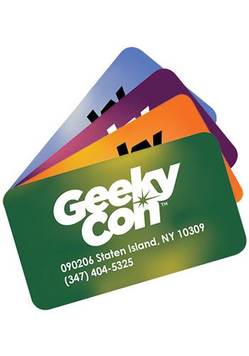 Custom Flexible Mood Business Cards