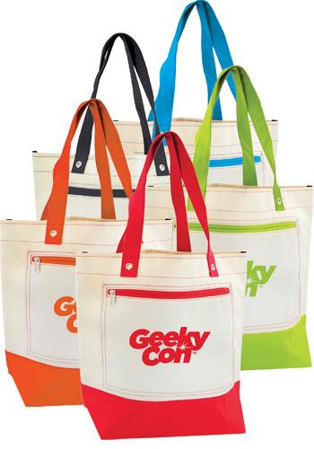 Polycanvas Tote Bags