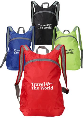 Wholesale Ripstop Stuff-It Backpacks