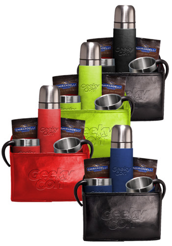Tuscany™ Thermos & Cups Ghirardelli Cocoa Sets | PLLG9320