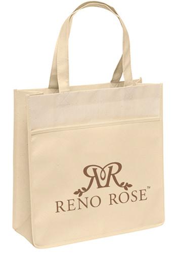 Customized Urban Laminated Tote Bags