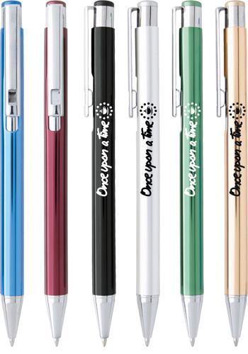 Petite Metal Pens