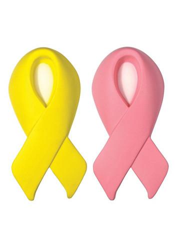 Customized Awareness Ribbons Stress Balls