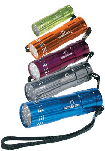 Promotional Pocket Aluminum LED Flashlights