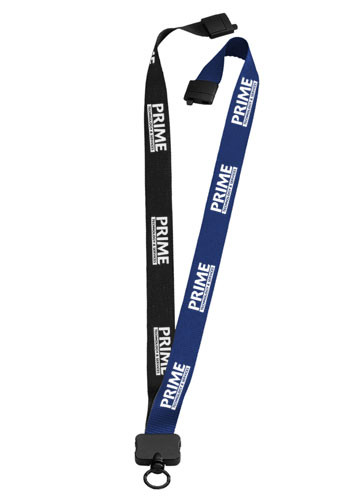Polyester Lanyards with Convenience Release