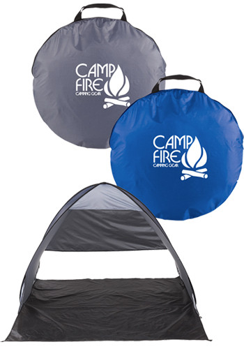Personalized Pop Up Beach Tents