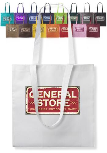 Non-Woven Reusable Tote Bags