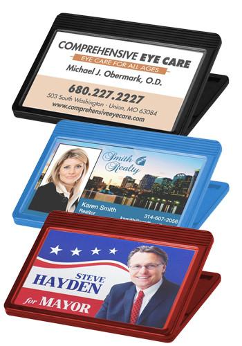 Custom Business Card Power Clips