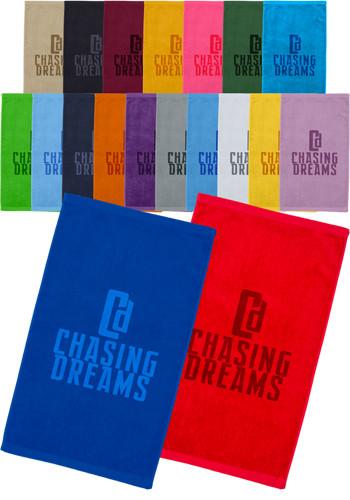 Premium Velour Hand And Sports Towels| TEGV1201