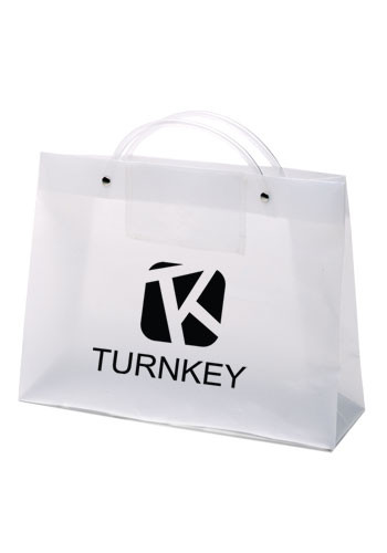 Foil Hot Stamp Plastic Shopping Bags | BM36EXPR1310